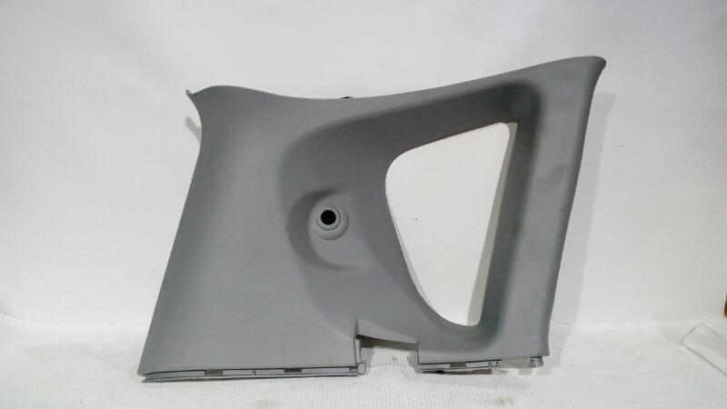 Обшивка багажника Mitsubishi Colt Z27A 4G15 2004 задняя левая верхняя