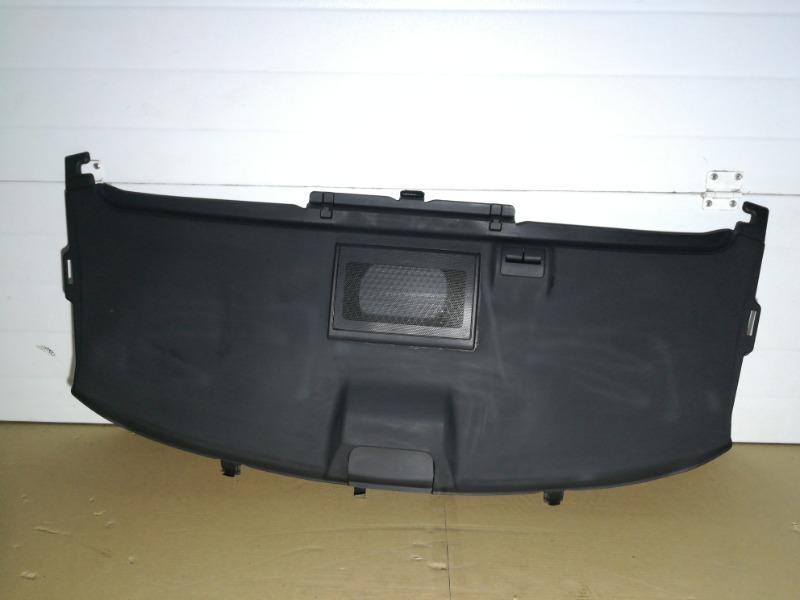 Полка в салон Nissan Teana J31 VQ23DE 2003 задняя
