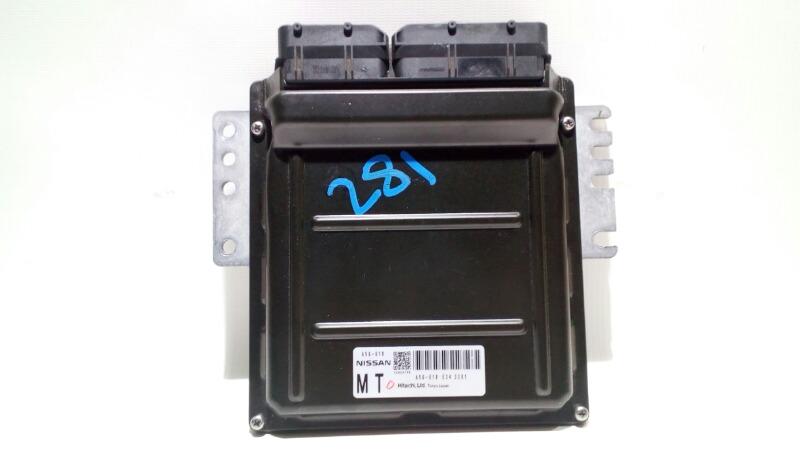 Блок управления двс Nissan Teana J31 VQ23DE 2003