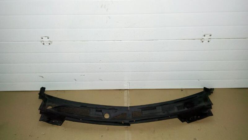 Решетка под дворники (жабо) Nissan Teana J31 VQ23DE 2003 передняя