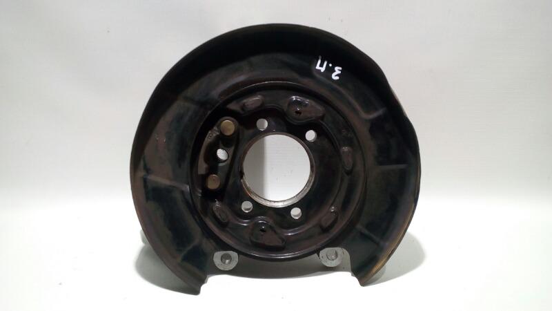 Кулак поворотный Nissan Teana J31 VQ23DE 2003 задний правый