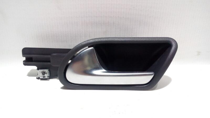 Ручка двери внутренняя Volkswagen Golf 1K1 BLF 2007 задняя левая