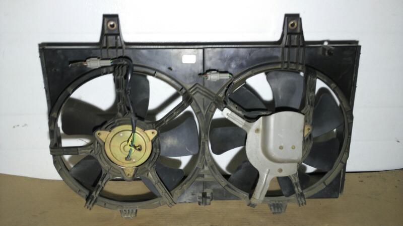 Диффузор радиатора Nissan Cefiro A33 VQ20DE