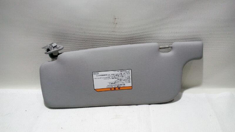Козырек солнцезащитный Mitsubishi Airtrek CU2W 4G63T 2003 передний правый