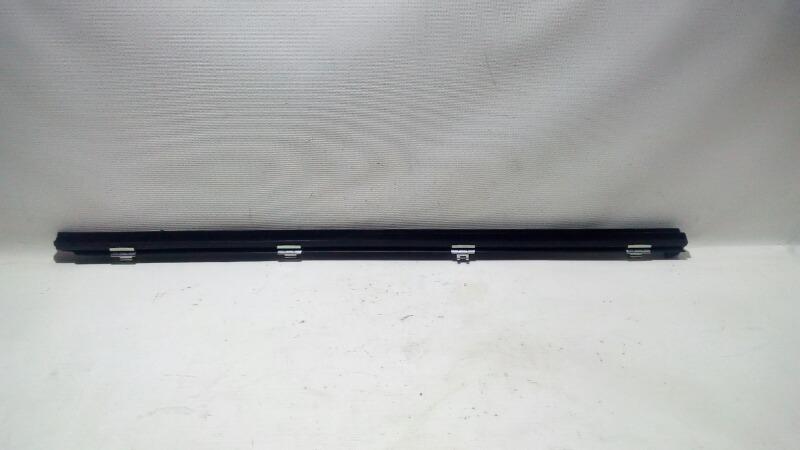 Молдинг стекла Toyota Camry GSV40 2GRFE 2007 передний правый