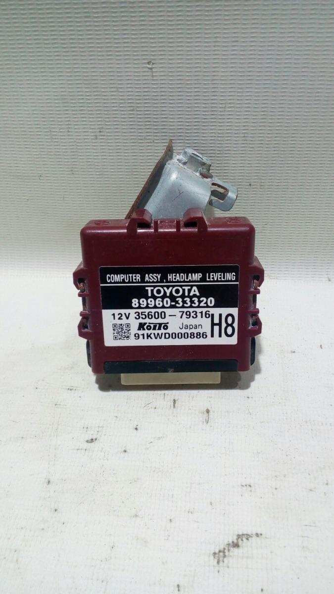 Блок управления светом Toyota Camry GSV40 2GRFE 2007