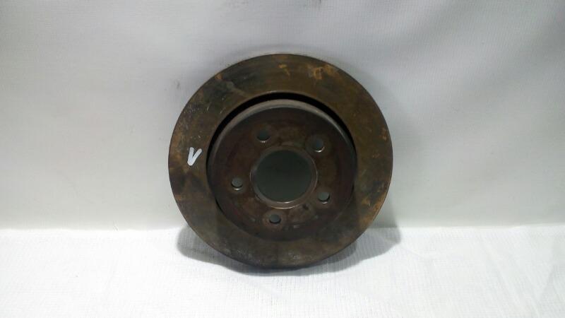 Диск тормозной Ford Focus CB8 PNDA 2012 задний левый