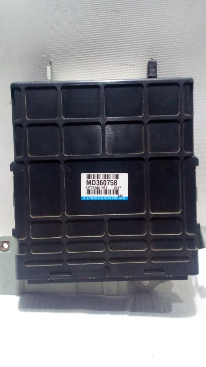 Блок управления двс Mitsubishi Pajero V75W 6G74 2000
