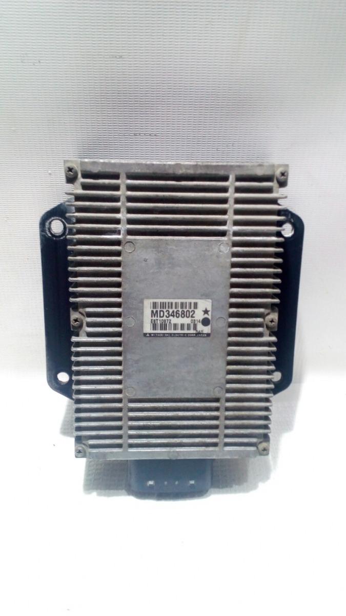 Блок управления форсунками Mitsubishi Pajero V75W 6G74 2000