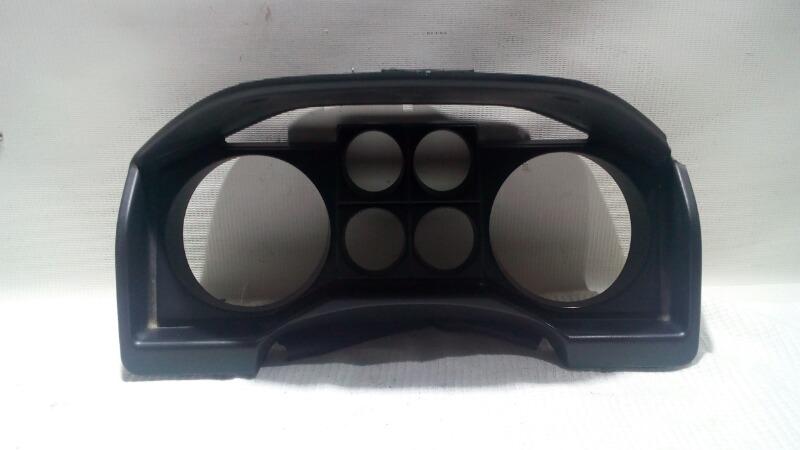Консоль панели приборов Mitsubishi Pajero V75W 6G74 2000