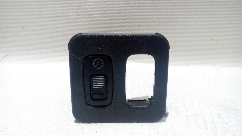 Кнопка подсветки панели приборов Mitsubishi Pajero V75W 6G74 2000 передняя правая