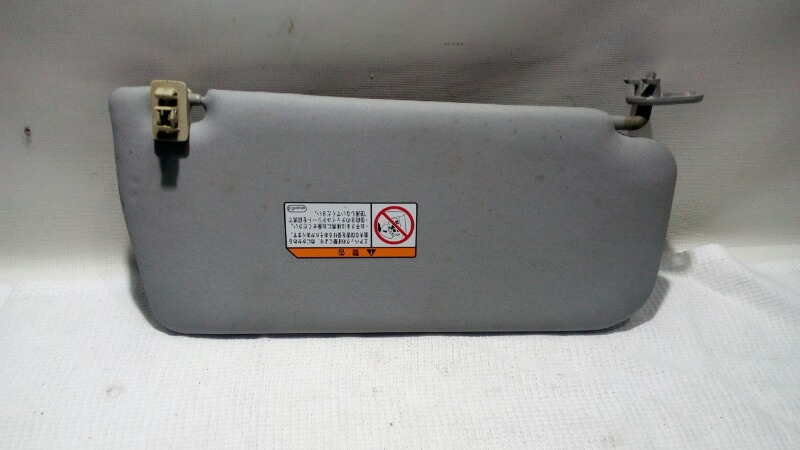 Козырек солнцезащитный Mitsubishi Pajero V75W 6G74 2000 передний левый