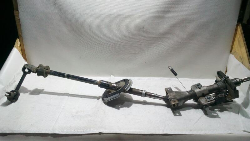 Колонка рулевая Mitsubishi Pajero V75W 6G74 2000
