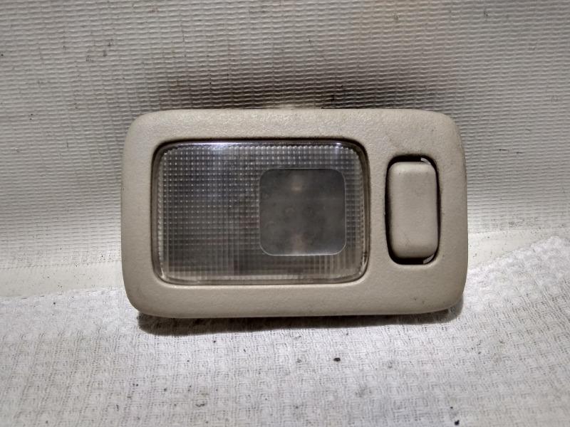 Светильник салона Mitsubishi Pajero V75W 6G74 2000 задний