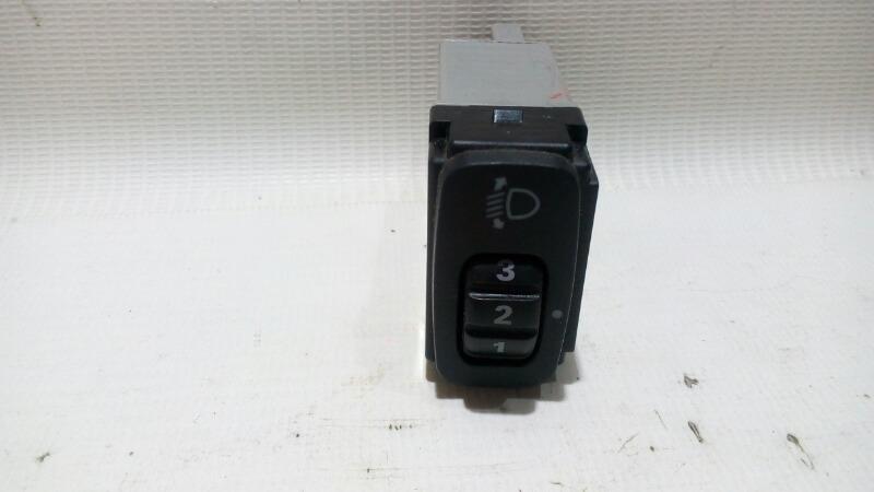 Кнопка регулировки фар Mitsubishi Lancer CY2A 4A91 2007