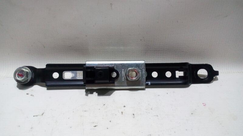 Механизм регулировки ремня безопасности Mitsubishi Lancer CY2A 4A91 2007 передний правый