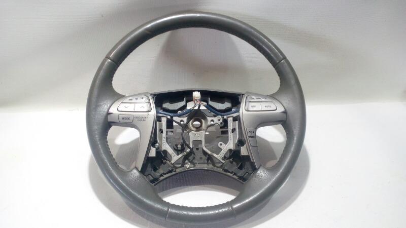 Руль Toyota Camry GSV40 2GRFE 2007