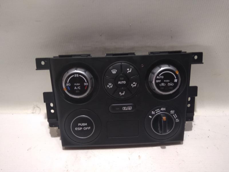 Блок управления климат-контролем Suzuki Escudo TD94W H27A 2005