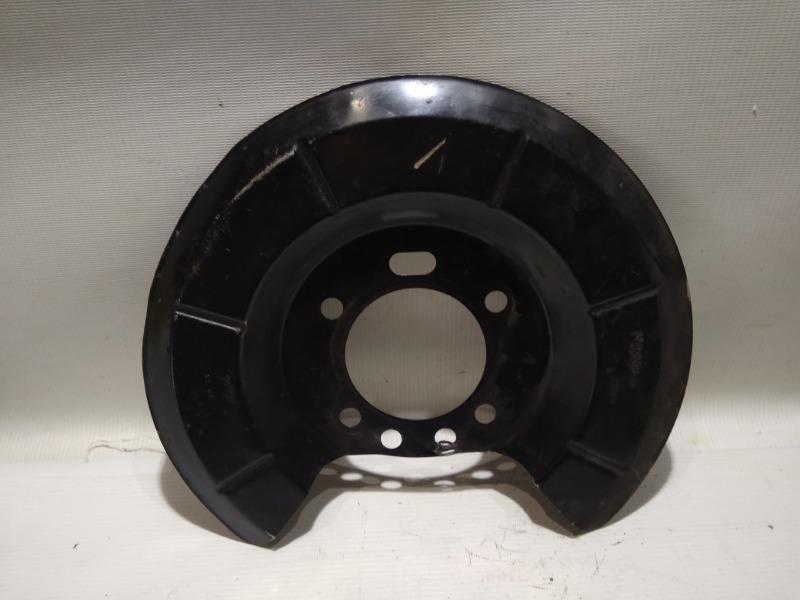 Щиток тормозного механизма Ford Focus CB8 PNDA 2012 задний левый