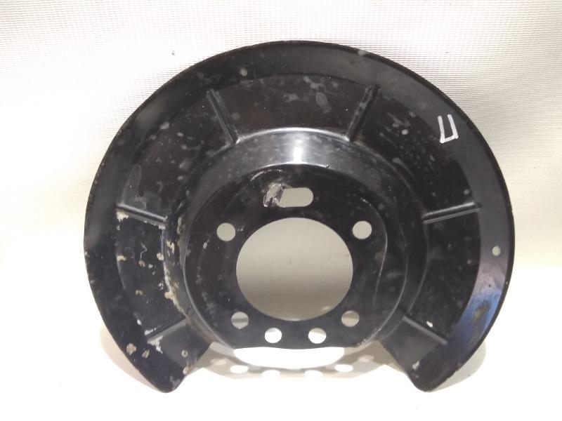 Щиток тормозного механизма Ford Focus CB8 PNDA 2012 задний правый