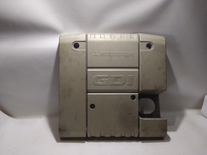 Крышка двигателя Mitsubishi Pajero V75W 6G74 2000