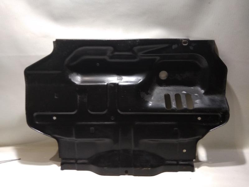 Защита двигателя Mitsubishi Challenger K99W 6G74 1997