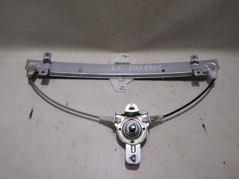Стеклоподъемник Hyundai Solaris RB G4FA 2011> задний левый