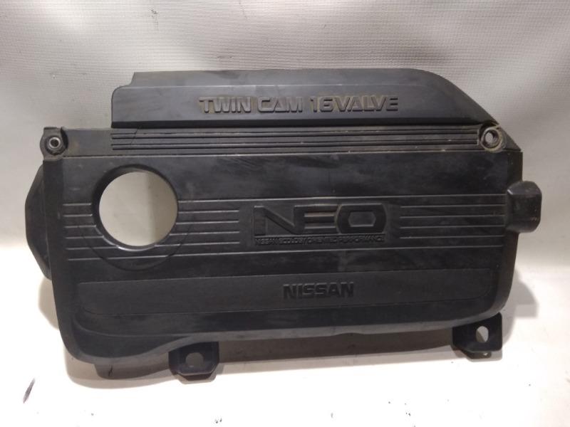 Крышка двигателя Nissan Sunny FB15 QG15DE 2000