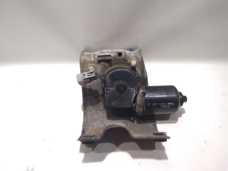 Мотор стеклоочистителя Toyota Lite Ace Noah CR52 3SFE 2000 передний