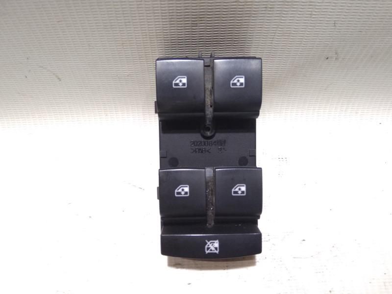 Блок управления стеклоподъемниками Chevrolet Aveo T300 F16D4 2013