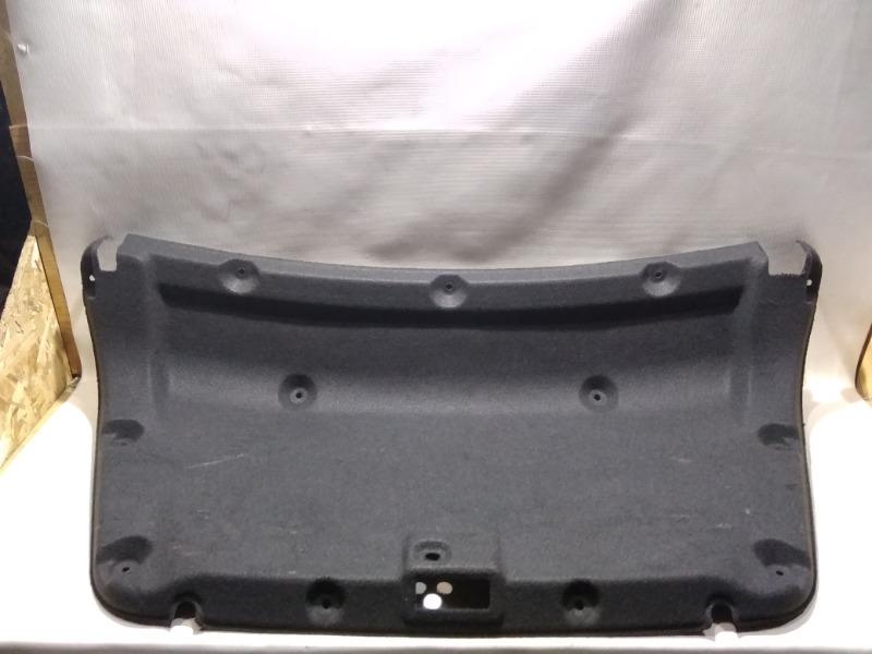 Обшивка крышки багажника Chevrolet Aveo T300 F16D4 2013 задняя
