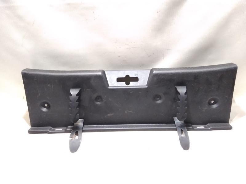 Обшивка багажника Chevrolet Aveo T300 F16D4 2013 задняя нижняя