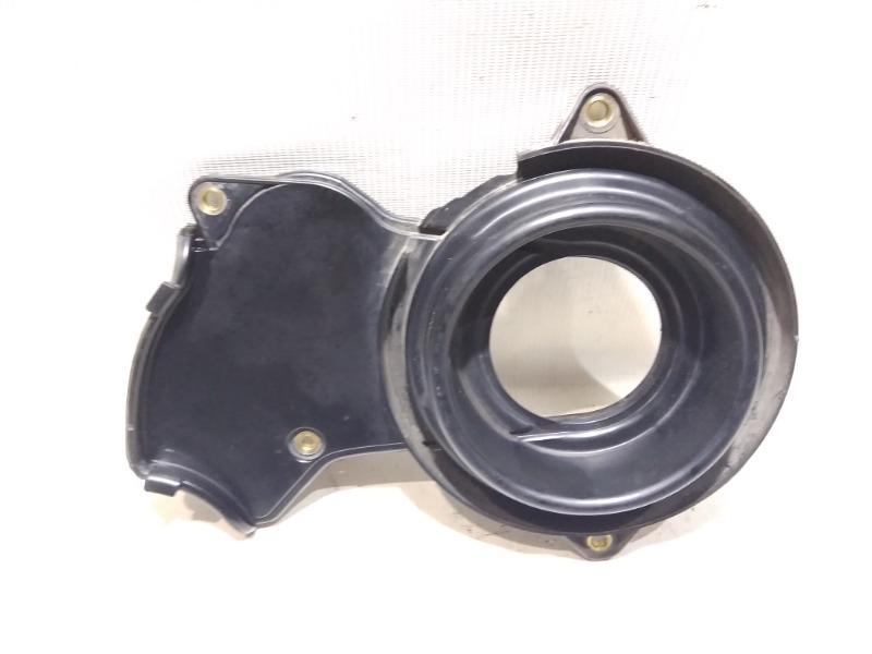 Крышка ремня грм Chevrolet Aveo T300 F16D4 2013 нижняя