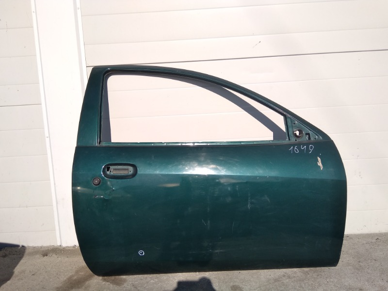 Дверь Ford Ka CCQ BAA 1996 передняя правая