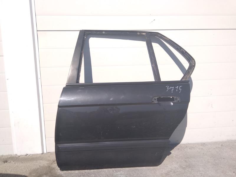 Дверь Bmw 7-Series E32 M20B25 1986 задняя левая