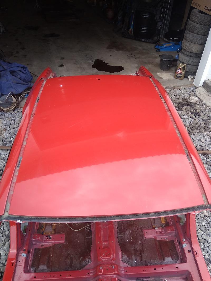 Крыша Mazda Atenza Sport GG3S L3-VE 2003