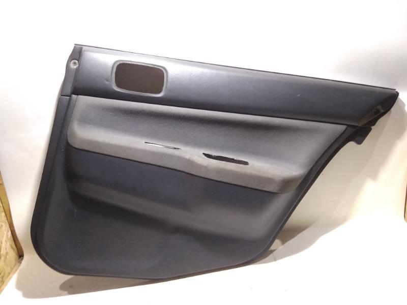 Обшивка двери Mitsubishi Lancer CS1A 4G18 2003 задняя правая