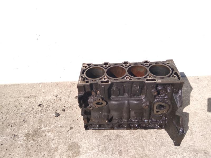 Блок цилиндров Chevrolet Aveo T300 F16D4 2013