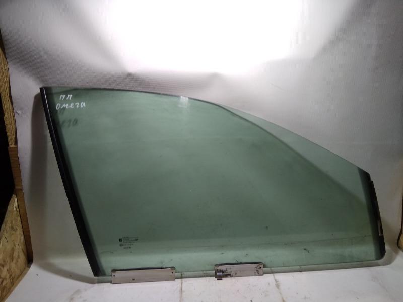Стекло боковое Opel Omega 26 X25XE 1994 переднее правое