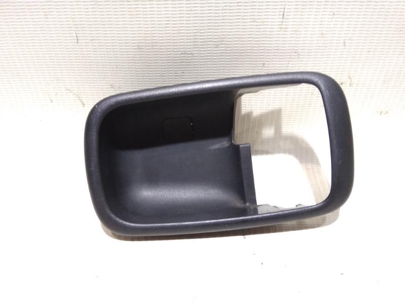 Накладка на ручку двери внутренняя Mitsubishi Lancer CS1A 4G18 2003 задняя правая
