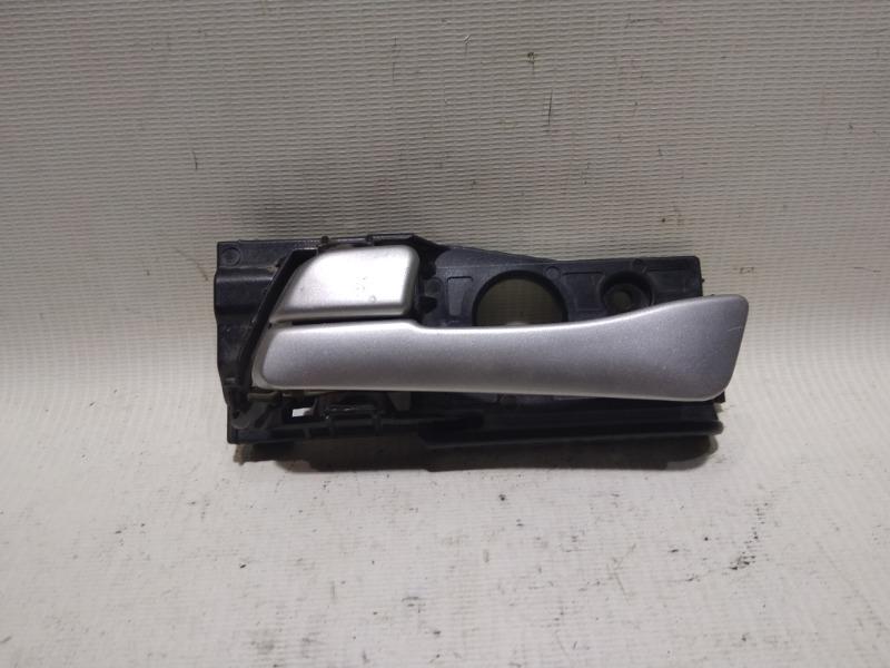 Ручка двери внутренняя Hyundai Solaris RB G4FA 2010> задняя левая