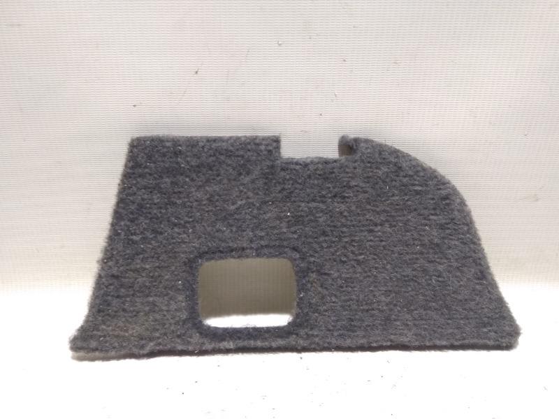 Обшивка багажника Mitsubishi Pajero V75W 6G74 2000 задняя правая