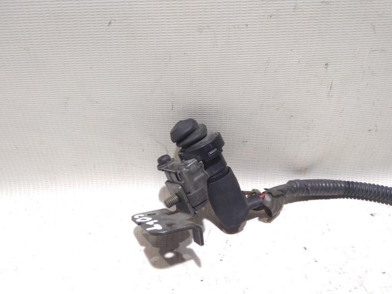 Концевик капота Mitsubishi Colt Z27A 4G15 2004 передний
