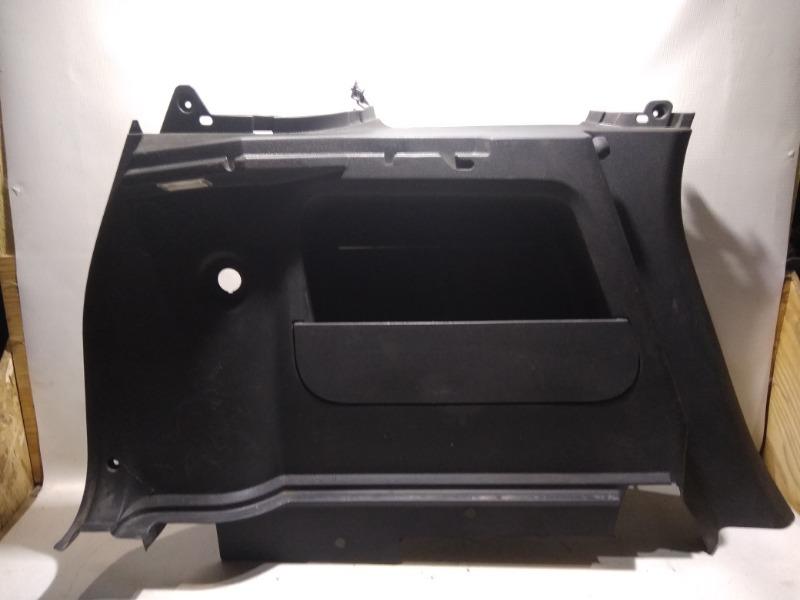 Обшивка багажника Opel Meriva Z14XEP 2008 задняя левая нижняя