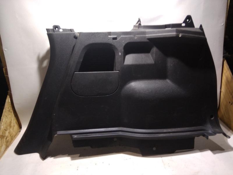 Обшивка багажника Opel Meriva Z14XEP 2008 задняя правая нижняя