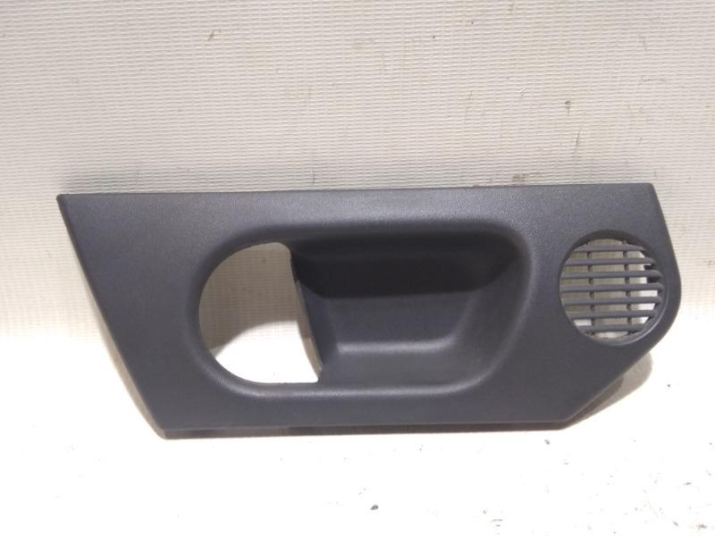 Накладка на ручку двери внутренняя Opel Meriva Z14XEP 2008 задняя левая
