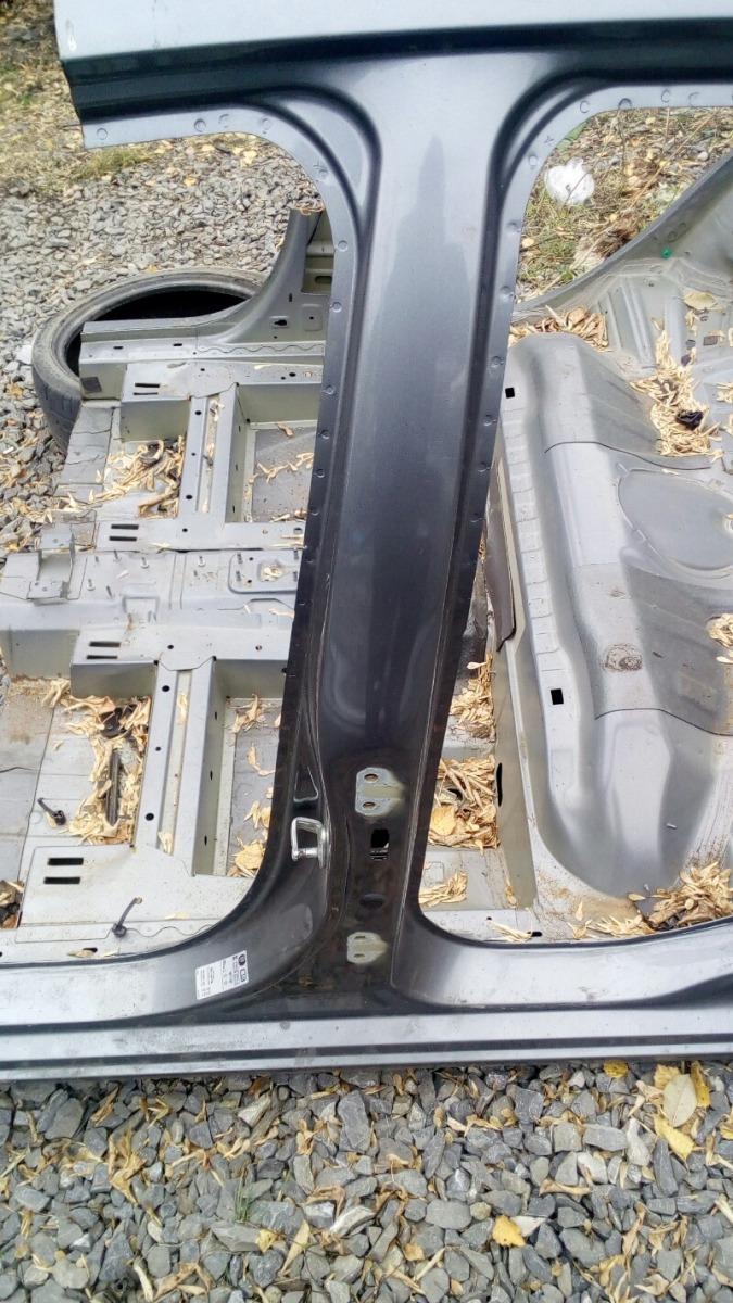 Стойка кузова Chevrolet Aveo T300 F16D4 2013 левая