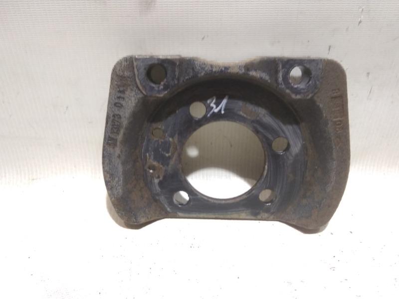 Щиток тормозного механизма Opel Meriva Z14XEP 2008 задний левый