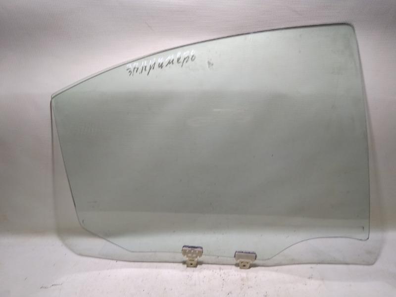 Стекло боковое Nissan Primera TP12 QR20DE 2004 заднее правое