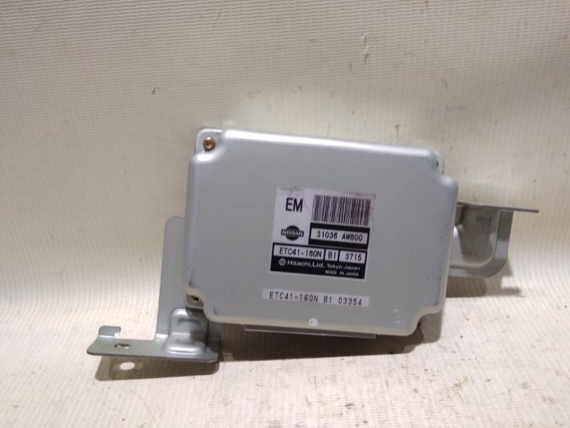 Блок управления акпп Nissan Primera TP12 QR20DE 2004